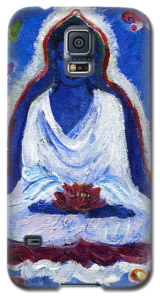 Butterflies Dream Of Buddha Galaxy S5 Case