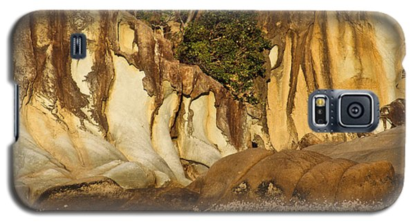 Butterfly Bay Rock Formations Galaxy S5 Case