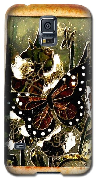 Butterfly Box Galaxy S5 Case