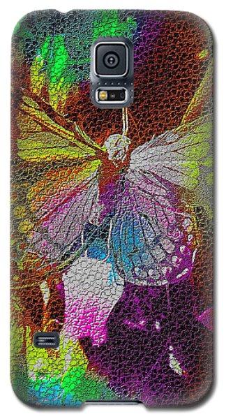 Butterfly By Nico Bielow Galaxy S5 Case