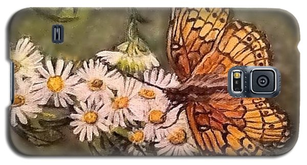 Butterfly Delight Galaxy S5 Case by Kimberlee Baxter