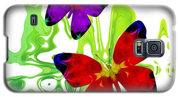 Butterfly Duet - Harmony Galaxy S5 Case