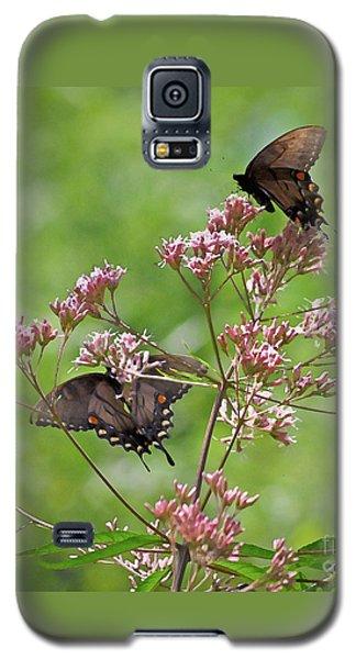 Butterfly Duet  Galaxy S5 Case