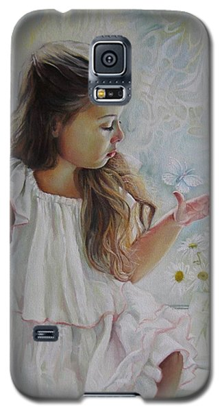 Butterfly Galaxy S5 Case by Elena Oleniuc