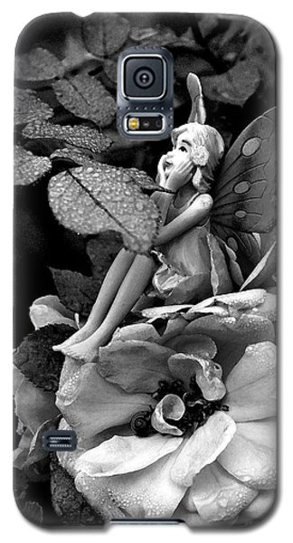 Butterfly Girl Galaxy S5 Case