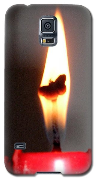 Butterfly Flame Galaxy S5 Case