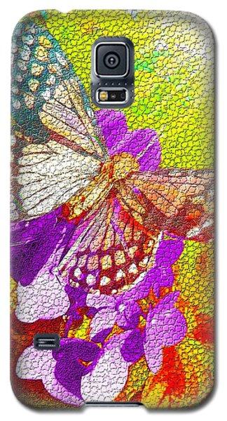 Butterfly In Sunlight Galaxy S5 Case