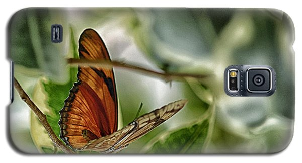 Butterfly Galaxy S5 Case by JRP Photography