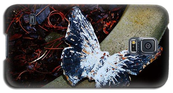 Butterfly Galaxy S5 Case by Kara  Stewart