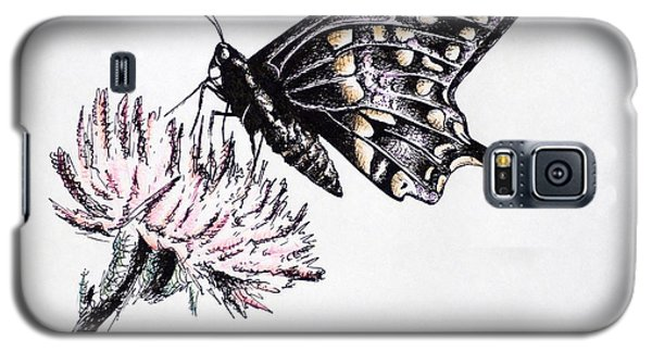 Butterfly Galaxy S5 Case by Katharina Filus