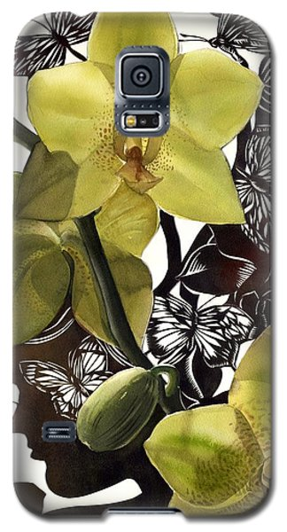 Butterfly Lover Galaxy S5 Case