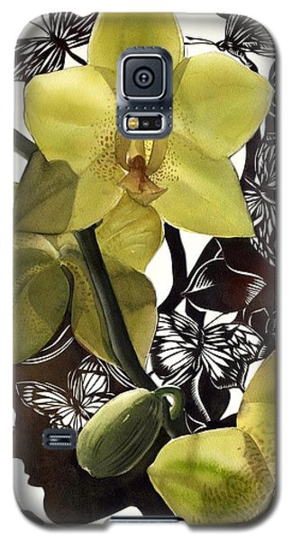 Butterfly Lover Galaxy S5 Case