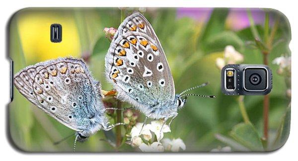 Butterfly Lovers Galaxy S5 Case