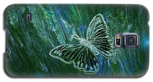 Butterfly Magic By Jrr Galaxy S5 Case