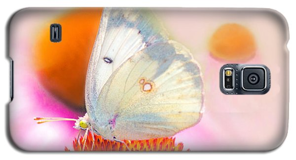 Galaxy S5 Case featuring the photograph Butterfly by Marion Johnson