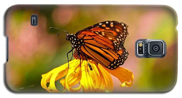 Butterfly Monet Galaxy S5 Case