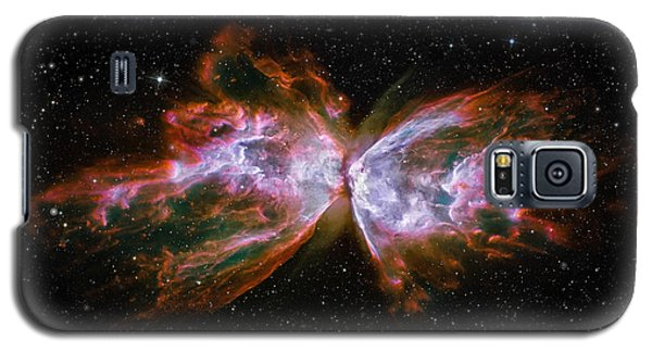 Butterfly Nebula Ngc6302 Galaxy S5 Case by Adam Romanowicz
