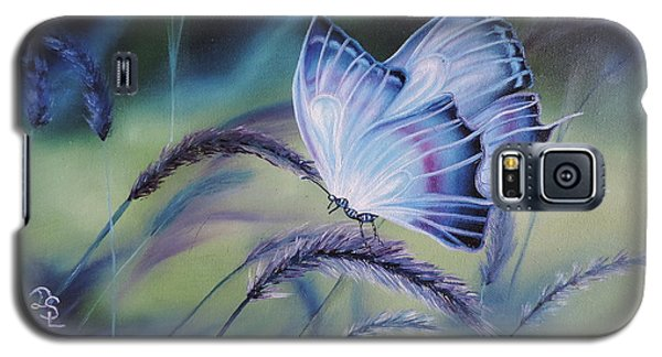 Butterfly Series #3 Galaxy S5 Case by Dianna Lewis