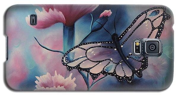 Butterfly Series 6 Galaxy S5 Case