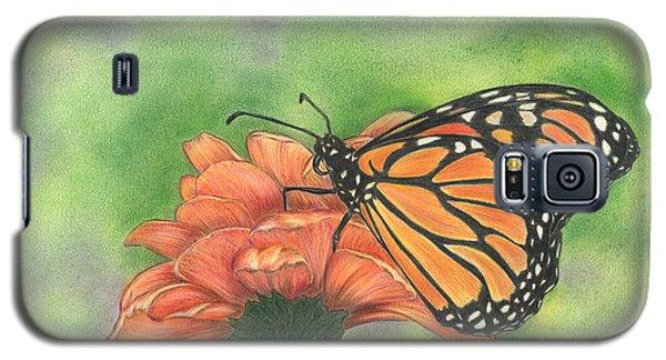 Butterfly Galaxy S5 Case