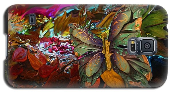 Butterfly Two Galaxy S5 Case