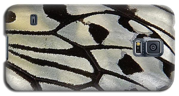 Butterfly Wing Galaxy S5 Case by Jocelyn Kahawai