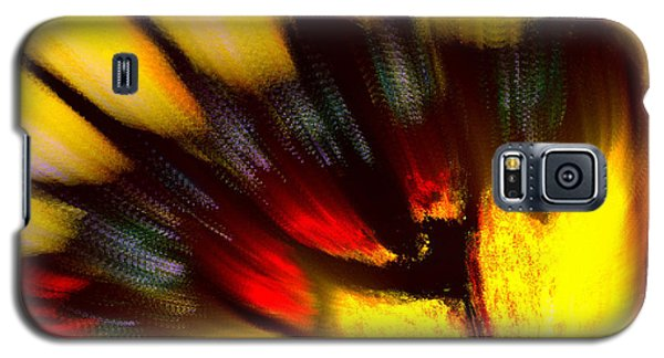 Butterfly Wing Pastel Galaxy S5 Case by Antonia Citrino