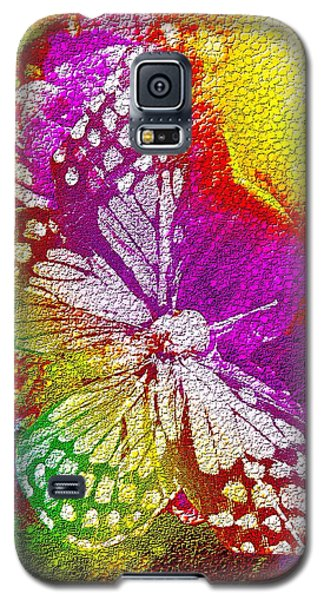 Butterfly World 2 Galaxy S5 Case