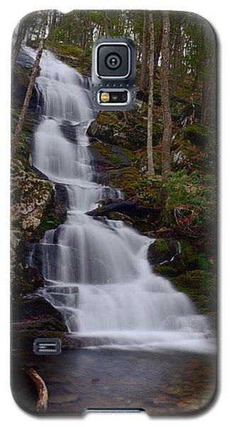 Buttermilk Falls New Jersey Galaxy S5 Case by Steven Richman