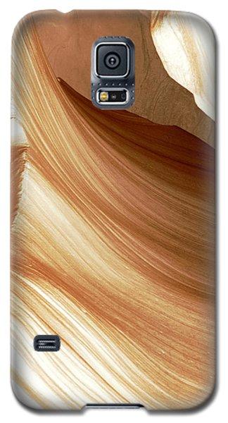 Butterscotch Taffy Antelope Canyon Galaxy S5 Case
