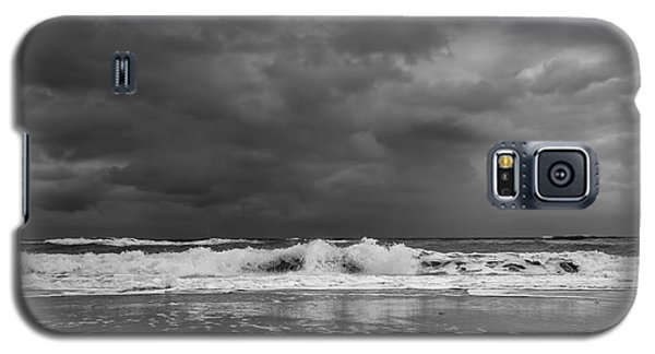Bw Stormy Seascape Galaxy S5 Case