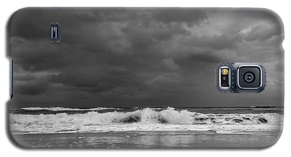 Bw Stormy Seascape Galaxy S5 Case