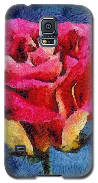 Galaxy S5 Case featuring the digital art By Any Other Name by Joe Misrasi