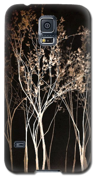 Galaxy S5 Case featuring the digital art By The Light Of The Moon by Susan Maxwell Schmidt