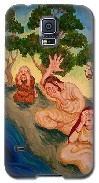 By The Rivers Of Babylon - Psalm 137 Galaxy S5 Case