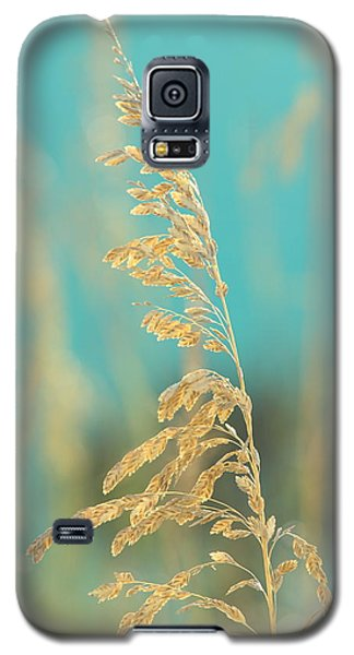 Galaxy S5 Case featuring the photograph By The Shore by Elizabeth Budd