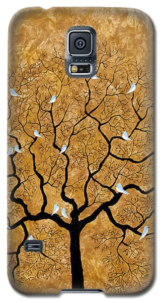 By The Tree Galaxy S5 Case by Sumit Mehndiratta