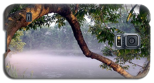 By The Water's Edge Galaxy S5 Case by Mary Lou Chmura