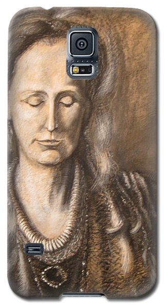 C10. Contemplation Galaxy S5 Case