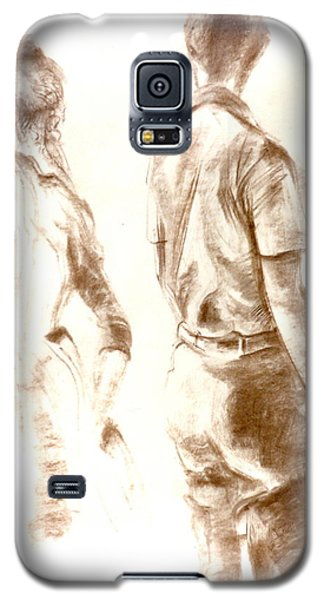 C13. Friends Galaxy S5 Case