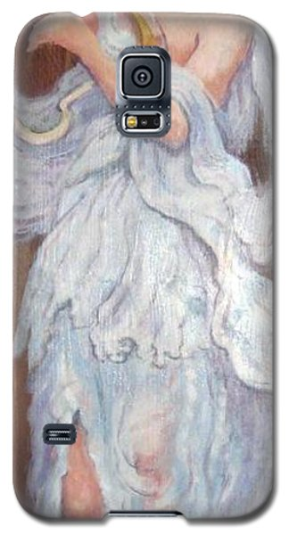 C14. Harpist Galaxy S5 Case
