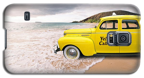 Cab Fare To Maui Galaxy S5 Case