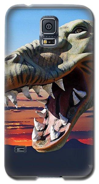 Cabazon Dinosaur Galaxy S5 Case
