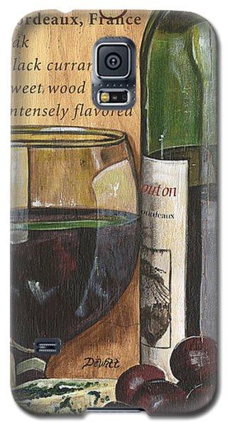 Cabernet Sauvignon Galaxy S5 Case by Debbie DeWitt