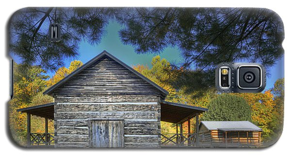 Cabin At Yellow Creek Galaxy S5 Case