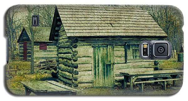 Cabins In The Woods Galaxy S5 Case