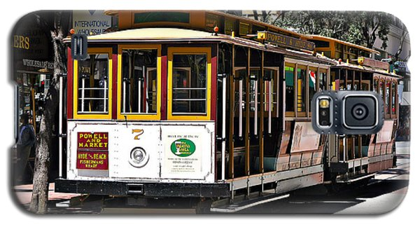 Cable Car - San Francisco Galaxy S5 Case