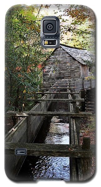 Cable Grist Mill 3 Galaxy S5 Case
