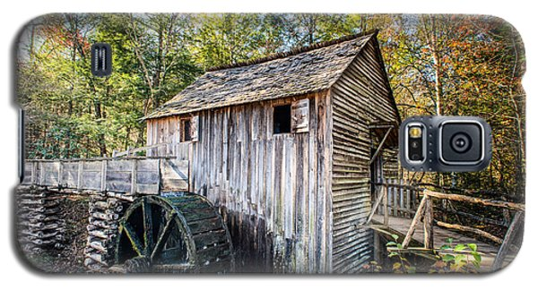 Cable Grist Mill At Cades Cove Galaxy S5 Case