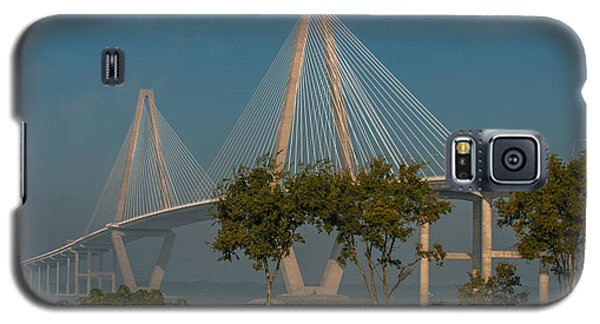 Cable Stayed Bridge Galaxy S5 Case